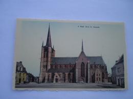 Geel // St.Amanduskerk (gekleurd) 19?? Uitg. Boekhandel Willems - Geel