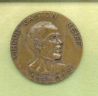 Médaille – Avers « Circuit Gaston Reiff – LILLOIS » - Revers : Millésile « 1987 » - Belgique