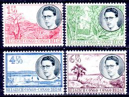 Congo-Belga-020 - Emissione 1955 (++) MNH - Senza Difetti Occulti. - Congo Belga