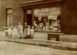 Delhaize Photo-carte A Identifier 12,5cmx8,5cm - Shops
