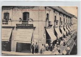 COLOMBIE : Casa De Comercio De Francisco Menotti - Tres Bon Etat - Colombie