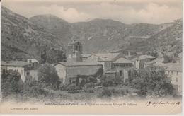 18 / 7 / 359. - SAINT GUILHEM - LE - DÉSERT  ( 34 )  L'église Ou Ancienne Abbaye De Gelons - France