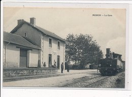 MIGRON : La Gare - Tres Bon Etat - France
