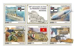 Guinea Bissau 2018  World War I  S201806 - Sonstige - Afrika