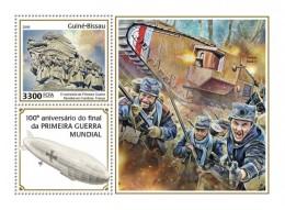 Guinea Bissau 2018  World War I  S201806 - Africa (Other)