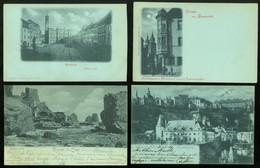 Beau Lot De 60 Cartes Postales Du Monde Au Clair De Lune        Mooi Lot Van 60 Postkaarten Van De Wereld - 60 Scans - Postkaarten