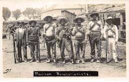 MEXIQUE : Mexican Revolutionists, Civil War - Tres Bon Etat - Honduras
