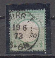 Dt.Reich Brustschilde MiNo. 17 Kab O (Hamb)urg P.V. 19.6.73 - Deutschland