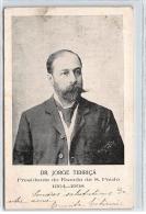 BRESIL : Dr.jorge Tibirica Presidente Do Estado De S.paulo 1904-1908 - Etat - Brésil