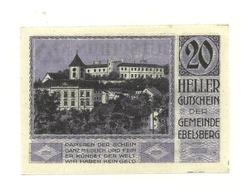 1920 - Austria - Enelsberg Notgeld N43, - Austria