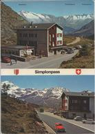 Simplonpass - Hotel Simplonblick, Oldtimer, VW Käfer - Photo: Klopfenstein - VS Valais
