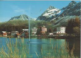 Arosa - Obersee Im Oktober - Photo: Benker - GR Grisons