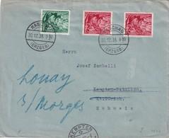 ALLEMAGNE 1938 LETTRE DE RASCHAU - Germany