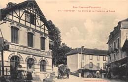 65 - HAUTES PYRENEES / 65711 - Capvern - Place De La Poste - France