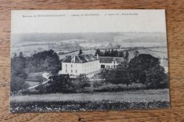 ENVIRONS De MOULINS ENGILBERT (58) - CHATEAU DE MONTJOUX - Moulin Engilbert
