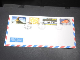 POLYNÉSIE - Affranchissement De Vaitape Bora Bora Sur Enveloppe Non Circulé En 1998 - L 20480 - Lettres & Documents