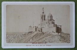 Petite Photo - Abside De Notre-Dame De La Garde - Marseille, Vers 1870 - Photos