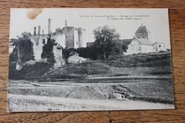 ENVIRONS De MOULINS ENGILBERT (58) - CHATEAU DE CHAMPDIOU - Moulin Engilbert