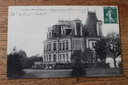 ENVIRONS De MOULINS ENGILBERT (58) - CHATEAU DE CLINZEAU - Moulin Engilbert