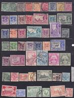 Birmania   82 FRAC. DIFFERENT USATI - Birmania (...-1947)