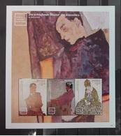 Mayreau 2015** Mi.klb.329/31 (World Famous Paintings ) [18;9] - Kunst