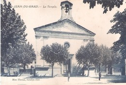 SAINT JEAN Du GARD - Le Temple Protestant - Saint-Jean-du-Gard