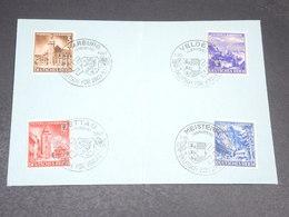 ALLEMAGNE - Différentes Oblitérations Temporaire Sur Enveloppe En 1941 - L 20497 - Allemagne