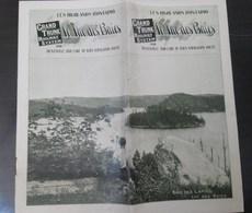 Les Highlands D'Ontario - Le Lac Des Baies - Baies Des Lapins - Canada - Tourism Brochures