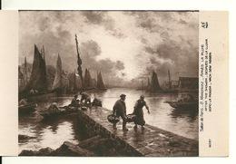SALON De PARIS / APRES LA PLUIE Par G. MARONIEZ - Peintures & Tableaux