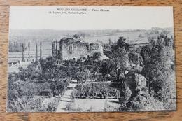 MOULINS ENGILBERT (58) - VIEUX CHATEAU - Moulin Engilbert