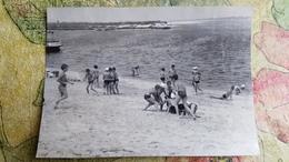 Azov Sea Soviet Camp- Petit Garçon  - Young Semi Naked Boy - Vintage Photography 1960s Old USSR Photo - Photographs