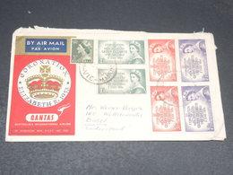 AUSTRALIE - Enveloppe De La Coronation Pour La Suisse En 1953 - L 20508 - 1952-65 Elizabeth II : Pre-Decimals