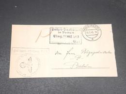 ALLEMAGNE - Document De Hagen En Franchise En 1943 - L 20509 - Allemagne