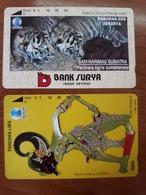LOT 2 CARTES NEUVES INDONESIE - Indonesia