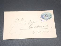 GUATEMALA - Entier Postal En 1899 - L 20518 - Guatemala