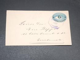 GUATEMALA - Entier Postal En 1899 - L 20519 - Guatemala