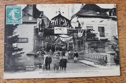 MOULINS ENGILBERT (58) - FETES DU COMICE DU 12 SEPTEMBRE 1909 - Moulin Engilbert