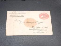 GUATEMALA - Entier Postal Pour L 'Allemagne - L 20525 - Guatemala