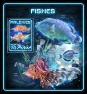Maldives 2018  Fishes  S201806 - Maldives (1965-...)