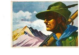 ALPINO ALPINI FASCIO FASCISMO - War 1939-45