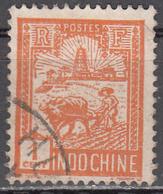 INDO CHINA     SCOTT NO.  119     USED     YEAR 1927 - Usados