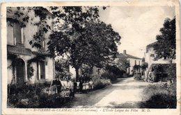 47 - SAINT PIERRE De CLAIRAC --  L'Ecole Laique Des Filles - France