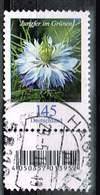 Bund 2018, Michel# 3351 R O Blumen: Jungfer Im Grünen Mit Nummer 49x - [7] République Fédérale