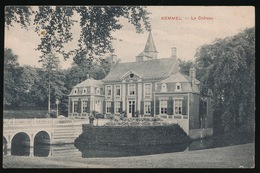 KEMMEL = LE CHATEAU - Heuvelland