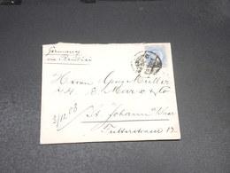 INDE - Enveloppe Pour L 'Allemagne En 1903 - L 20537 - 1902-11 King Edward VII