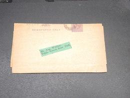 AUSTRALIE - Entier Postal Voyagé - L 20540 - Postal Stationery