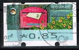 Bund ATM 2017, Michel# 9 O Portostufe 0,85 Euro Mit Nr. 1935 - Distributori
