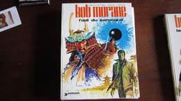 BOB MORANE T17 L'OEIL DU SAMOURAÏ  VERNES  VANCE - Bob Morane