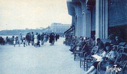 BIARRITZ - Terrasse Du Casino De Biarritz - Bergevin 15338 - Vierge - Tbe - Biarritz