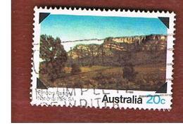 AUSTRALIA  - SG 711  -  1979   NATIONAL PARKS: FINDERS RANGES                         -    USED - 1966-79 Elizabeth II